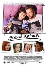 Social Animals Affiche de film