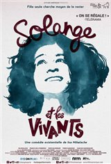 Solange et les vivants Affiche de film