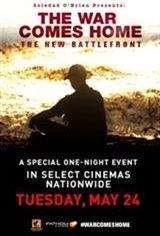 Soledad O'Brien: The War Comes Home Movie Poster