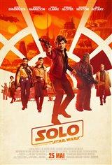 Solo : Une histoire de Star Wars Movie Poster