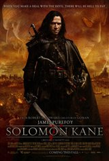 Solomon Kane Movie Poster