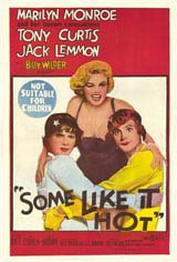 Some Like It Hot Movie Poster