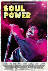 Soul Power Large Poster