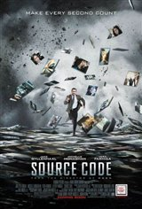 Source Code Movie Poster Movie Poster