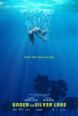 Sous le Silver Lake (v.o.a.s-.t.f.) Affiche de film