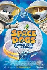 Space Dogs Adventure to the Moon Movie Poster