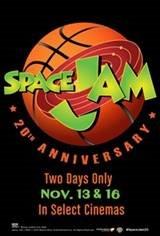 Space Jam: 20th Anniversary Movie Poster
