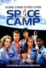 SpaceCamp Movie Poster
