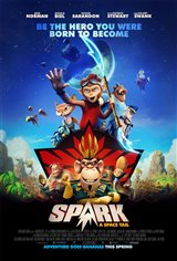 Spark: A Space Tail Movie Poster