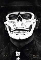 Spectre: The IMAX Experience Movie Poster