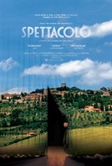 Spettacolo Large Poster
