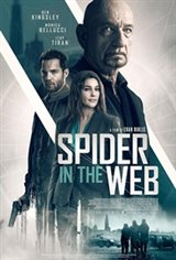 Spider in the Web Affiche de film