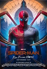 Spider-Man: Far From Home - Extended Cut The IMAX Experience Affiche de film