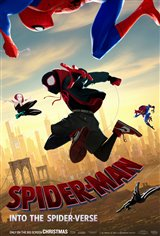 Spider-Man: Into the Spider-Verse Affiche de film
