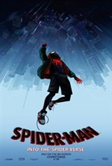 Spider-Man: Into the Spider-Verse 3D Movie Poster