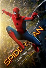 Spider-Man : Les retrouvailles Affiche de film