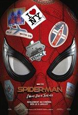 Spider-Man : Loin des siens Affiche de film