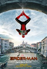 Spider-Man : Loin des siens Movie Poster