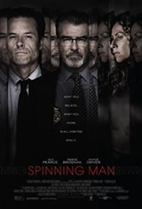 Spinning Man Large Poster