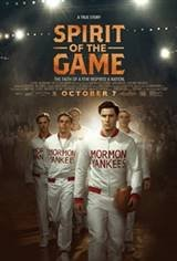 Spirit of the Game Movie Poster