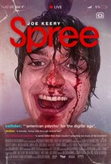 Spree Movie Poster Movie Poster