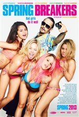 Spring Breakers Movie Poster Movie Poster