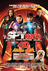 Spy Kids: All the Time in the World Movie Poster Movie Poster