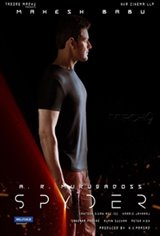 Spyder (Telugu) Movie Poster
