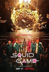 Squid Game (Netflix) Movie Poster