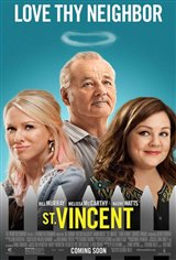 St. Vincent Movie Poster