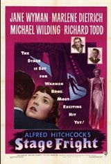 Stage Fright (1950) Movie Poster