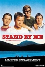 Stand By Me 35th Anniversary Affiche de film