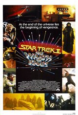 Star Trek II: The Wrath of Khan - Most Wanted Mondays Large Poster