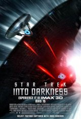 Star Trek Into Darkness: An IMAX 3D Experience Movie Poster