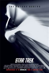 Star Trek: The IMAX Experience Movie Poster