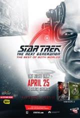 Star Trek: The Next Generation - The Best of Both Worlds Movie Poster