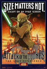 Star Wars: Episode II - Attack Of The Clones Affiche de film