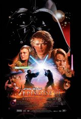 Star Wars: Episode III - Revenge of the Sith Movie Poster