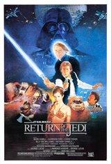 Star Wars: Episode VI - Return of the Jedi Movie Poster Movie Poster