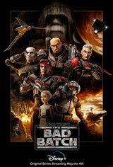 Star Wars: The Bad Batch (Disney+) Affiche de film