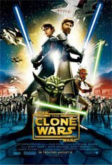Star Wars: The Clone Wars  Movie Poster Movie Poster