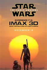 Star Wars: The Force Awakens - An IMAX 3D Experience Movie Poster