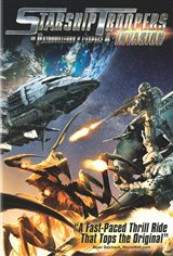 Starship Troopers: Invasion Movie Poster
