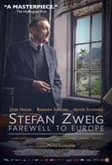 Stefan Zweig: A Farewell to Europe Movie Poster
