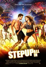 Step Up All In Movie Poster Movie Poster