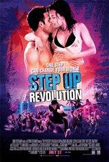 Step Up Revolution 3D Movie Poster