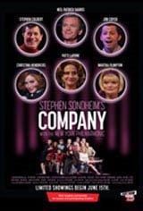 Stephen Sondheim's Company Movie Poster