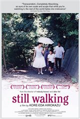 Still Walking Movie Poster