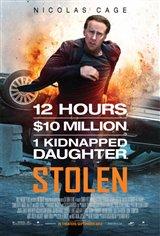 Stolen Movie Poster Movie Poster