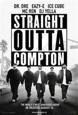 Straight Outta Compton Movie Poster Movie Poster